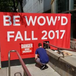 Be wow'd fall 2017