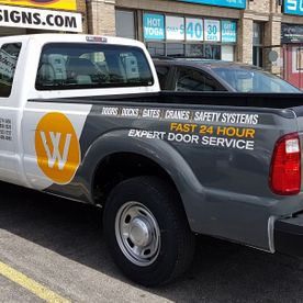 Vehicle Lettering and Wraps Advertising